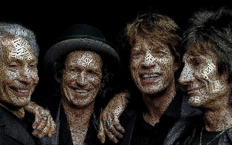 charlie watts, �������, mick jagger, ���, keith richards, Rolling stones, ronnie wood