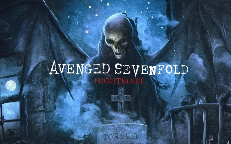 nightmare, A7x, avenged sevenfold