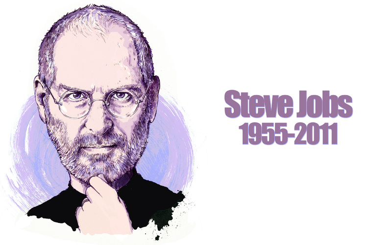 ipad, Стив джобс, iphone, apple, steve jobs, itunes, ipod, mac