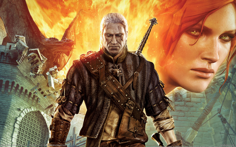 xbox 360, enhanced edition, The witcher 2 assassins of kings