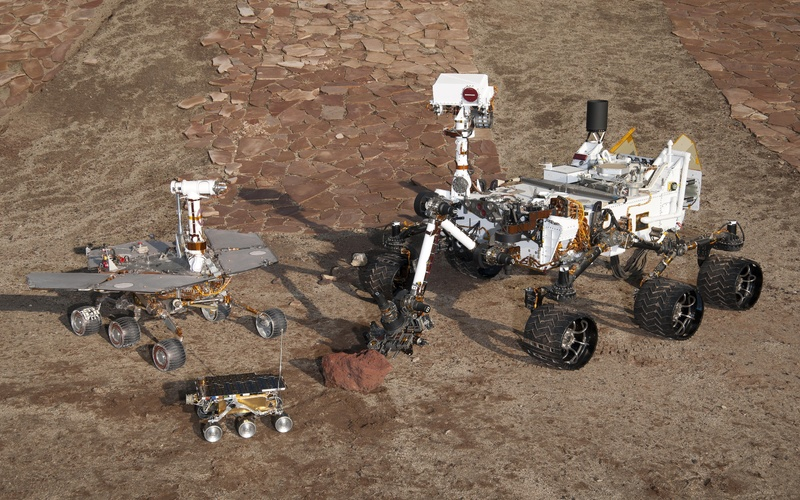 spirit and opportunity, mars pathfinder, ���������, curiosity