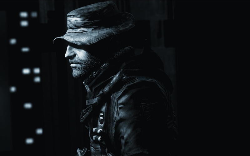 cod mw, sas, капитан джон прайс, Call of duty, modern warfare, captain john price