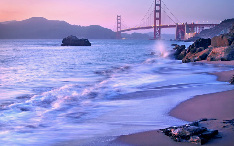 california, Usa, san francisco, сша, golden gate bridge, калифорния