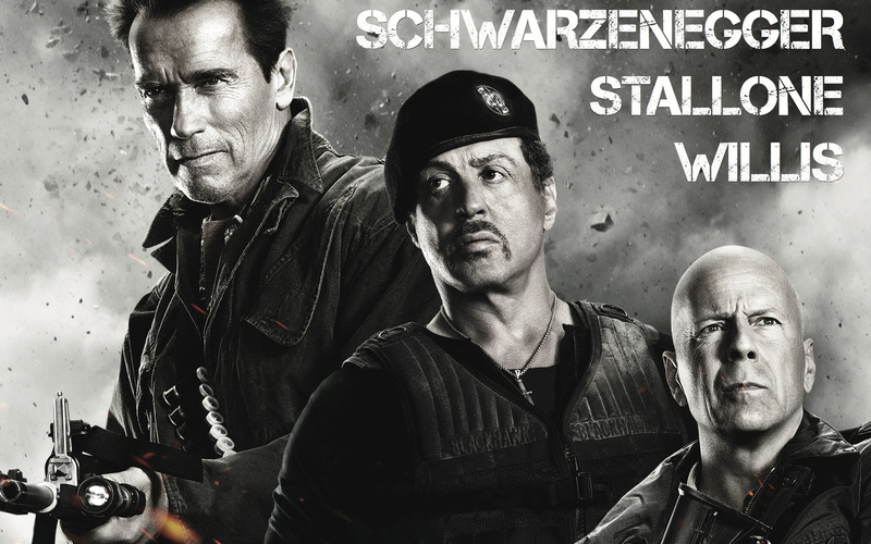 the expendables 2, сильвестр сталлоне, Неудержимые 2