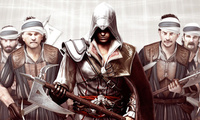 ax, Assassin's creed, assassin