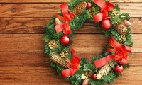 colors, beauty, lovely, holiday, christmas, balls, christmas wreath, Ball,  ...