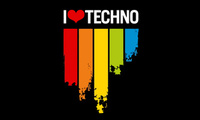 Techno, music, love