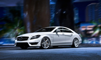 мерседес, hd pictures, wallpaper, Mercedes benz cls, autowalls, тюнинг, бел ...