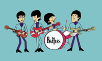 The beatles, �����, ������, �������, �����