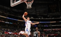 nba, clippers, blake griffin, Basketball, dunk