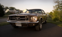 mustang, 1967, ford
