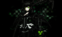 Black rock shooter, �������, ������ ������, dead master