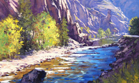 colorado river, �������, artsaus, ���