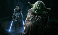 the force unleashed 2, световые мечи, йода, Star wars