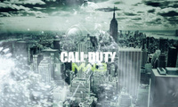 Арт, call of duty, mw 3, город, art, modern warfare 3