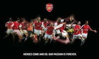 arsenal, Арсенал, футбольный клуб, the gunners, football club