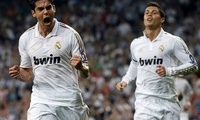 c.ronaldo, реал мадрид, football, Real madrid, cr7, ricardo kaka, футбол