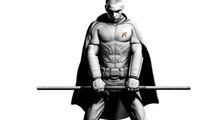 бэтман, Robin, палка, batman arkham city, batman, робин, игра, комикс