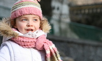 cute, child, beautiful, scarf, Stylish, city, стильный, little girl, happin ...