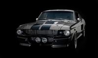 1967, ford mustang, shelby gt500