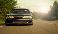 обои авто, tuning cars, Auto, nissan s14, s14, cars, nissan, wallpapers aut ...