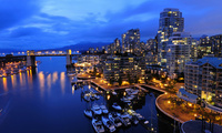 ������, ��������, ������, �������, city wallpapers, �����, vancouver, ����, ...