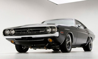 1971, Dodge, challenger, muscle