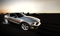 mustang, muscle car, Ford, 5.0