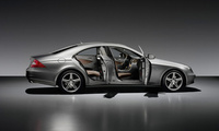 open style, mercedes, auto wallpapers, Машины, saloon