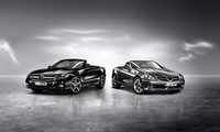night edition, slk grand edition, Mercedes-benz sl