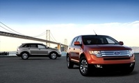 авто обои, cars, auto wallpapers, Ford edge, машины, форд, america