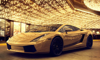 ������, lamborghini, ������, ����, �����, golden