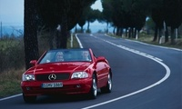 природа, мерседес, cars, auto wallpapers, Mercedes benz sl r, машины, тачки ...