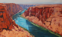 colorado river, �������, ���, artsaus