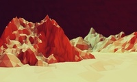 горы, mountains, Color, texture, цвет, геометрия, текстура