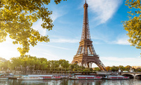 la tour eiffel, eiffel tower, париж, seine, france, Paris, франция
