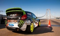 fiesta, машина, фиеста, авто, форд, Ford, rally, ken block, мост