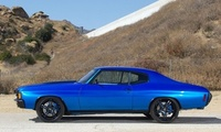 chevelle, ss, Chevrolet, авто, muscle car, 1972