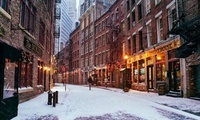 financial district, new york city, manhattan, нью-йорк, New york, usa, nyc