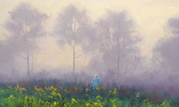 artsaus, stroll ni the mist, рисунок, Арт