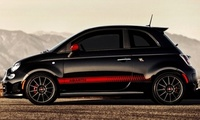 automobile, black, abarth, wallpapers, us-spec, Car, 500, beautiful, fiat,  ...
