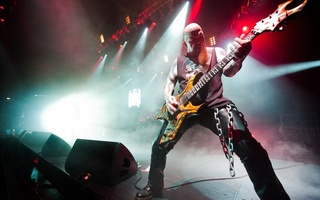 kerry king, Рок, slayer