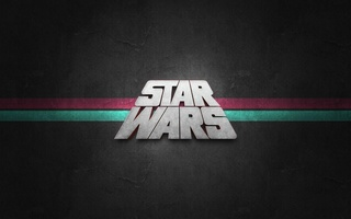 Star wars, background, logo