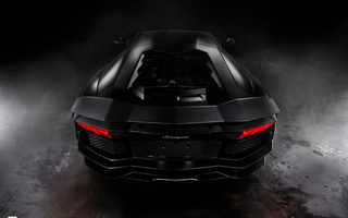 by perillo collision center, johan lee photography, matte black, Lamborghini, aventador