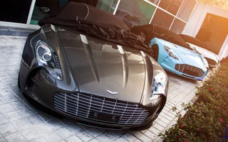 Aston martin, supercars, one-77