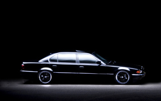 e38, 7, car, бмв, wallpapers, Bmw, обои